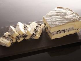 Brie à la truffes