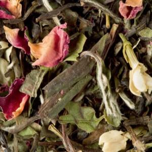Bali Blanc vrac Thé Blanc Parfumé
