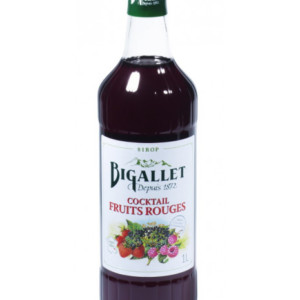 Cocktail Fruits Rouges Bigallet