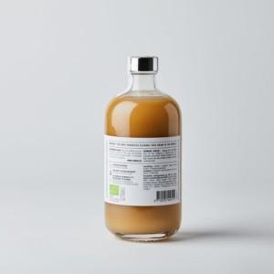 Gimber bouteille 500ml back