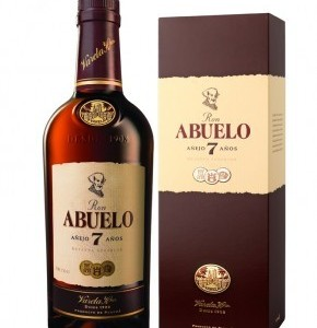 Abuelo 7 ans 70cl