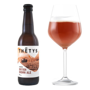 British Brown Ale - Thétys