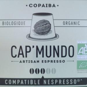 Capsules Copaïba x10 Cap'Mundo