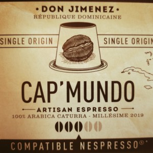 Capsules Don Jimenez x10 Cap'Mundo