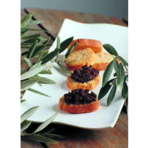 Tapenade Noire - Bec Fin 180g toasts