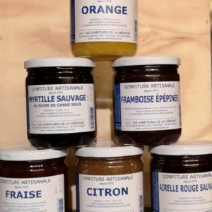 Confitures / Tartinables Petit Déjeuner